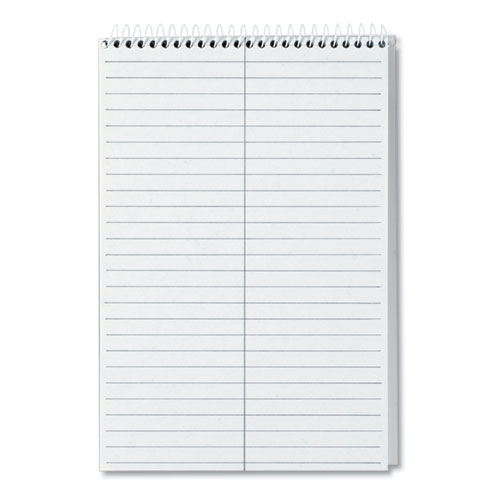 Prism Steno Books, Gregg Rule, 6 x 9, Gray, 80 Sheets, 4/Pack   by Plexsupply