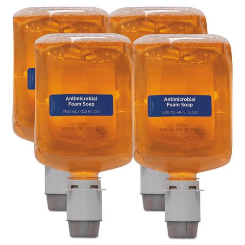 Pacific Blue Ultra Manual Dispenser Refill, 1200 mL, Pacific Citrus, 4/Carton