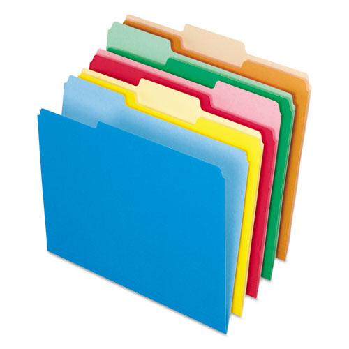 Pfx421013asst Pendaflex Interior File Folders Zuma