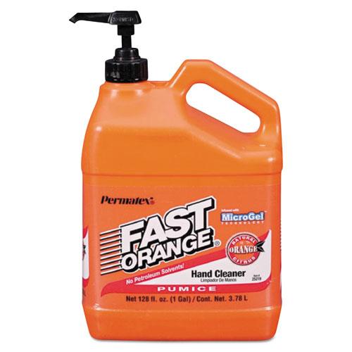 Pumice Hand Cleaner, Citrus Scent, 1 gal Dispenser