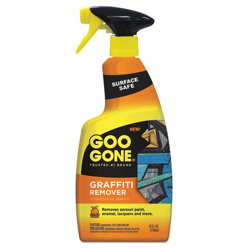Graffiti Remover, 24 oz Spray Bottle
