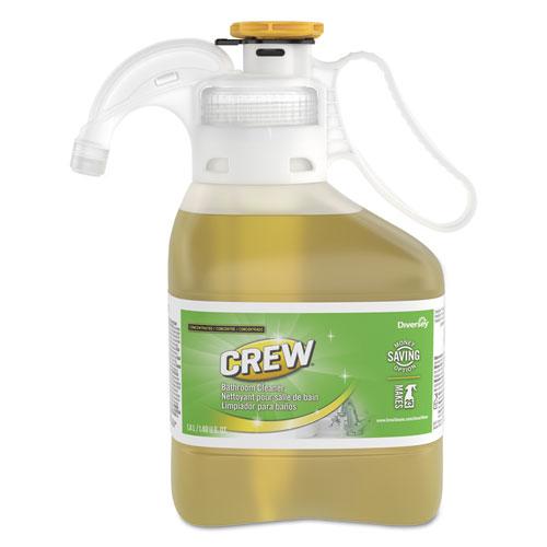 Concentrated Crew Bathroom Cleaner, Citrus Scent, 1.4 L
