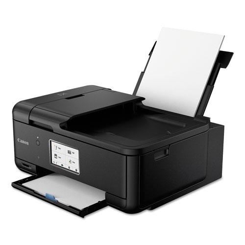 PIXMA TR8520 Wireless All-In-One Inkjet Printer, Copy/Fax/Print/Scan