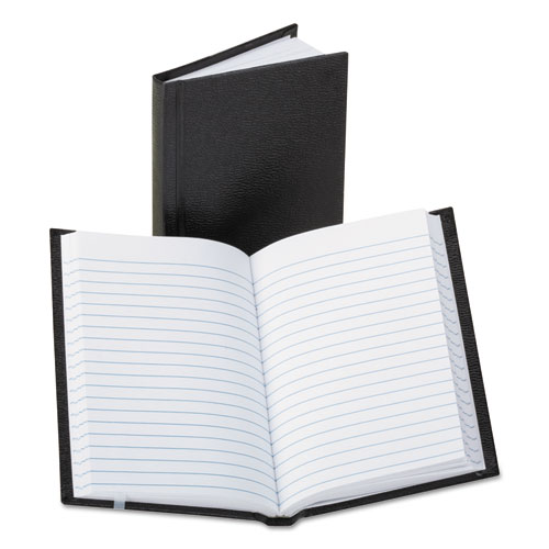 Pocket Size Bound Memo Books, Narrow Rule, 5.25 x 3.25, White, 72 Sheets