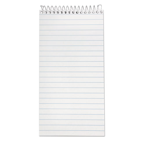 Earthwise by Oxford Reporter's Notebook, Gregg Rule, 4 x 8, White, 70 Sheets | by Plexsupply