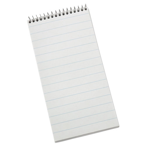 Earthwise by Oxford Reporter's Notebook, Pitman Rule, 4 x 8, White, 70 Sheets | by Plexsupply