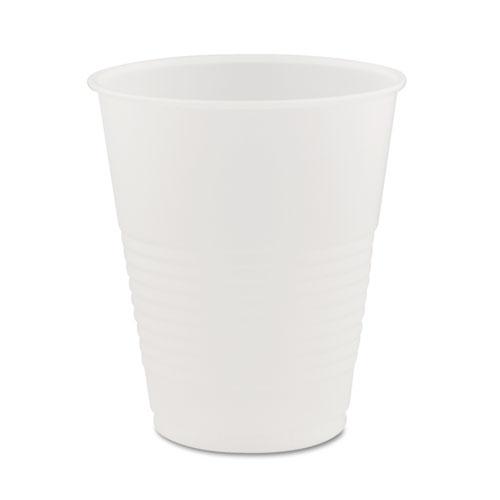 Conex Galaxy Polystyrene Plastic Cold Cups, 12oz, 50/Bag, 20 Bags/Carton Y12S