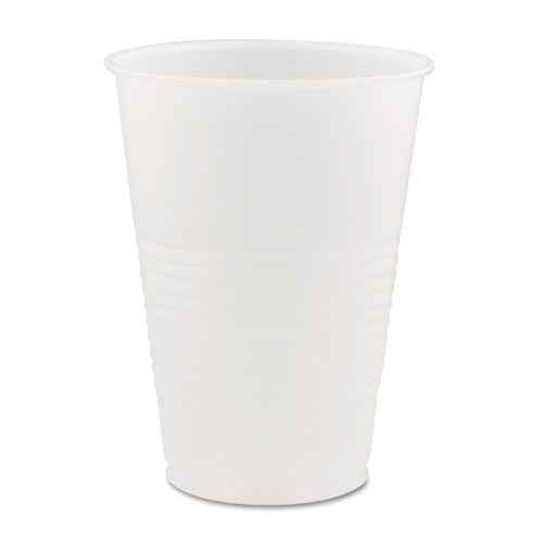 Dart® Conex Galaxy Polystyrene Plastic Cold Cups, 14oz, 50 Sleeve. 20 Bags/Carton