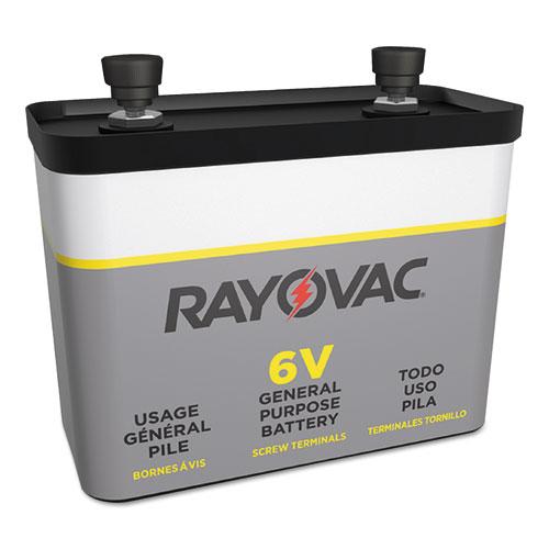 Rayovac® Lantern Battery, 6 Volt