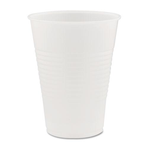 Dart® Conex Galaxy Polystyrene Plastic Cold Cups, 9oz, 100 Sleeve, 25 Sleeves/Carton