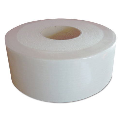 Jumbo Roll Tissue, Septic Safe, 2-Ply, Natural, 3.3 x 1000 ft, 12 Roll/Carton