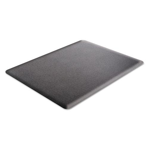 Ergonomic Sit Stand Mat, 48 x 36, Black
