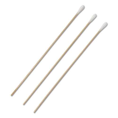 Non-Sterile Cotton Tipped Applicators, 6, 1000/Box