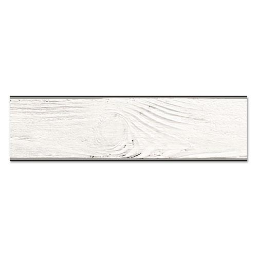 Straight Borders, 3 x 36 ft, White, 12/Pack