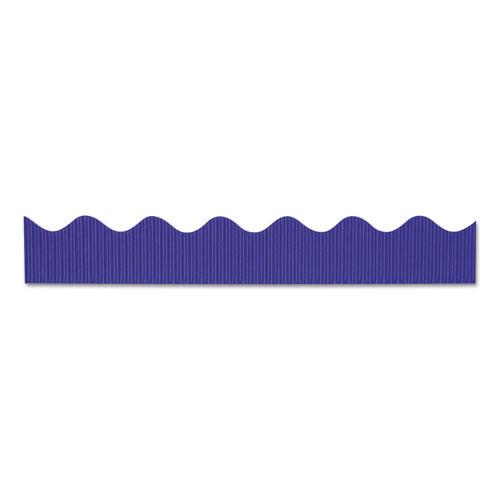 Bordette Decorative Border, 2 1/4 x 50 ft, Royal Blue, 1 roll