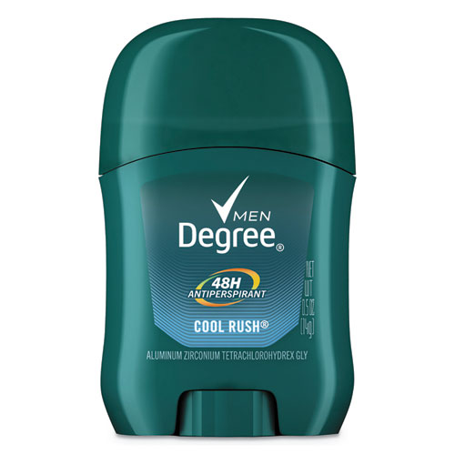 Men Dry Protection Anti-Perspirant, Cool Rush, 1/2 oz, 36/Carton