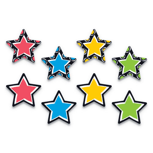 Bold Strokes Stars Classic Accents Variety Pack, Blue/Green/Red/Yellow
