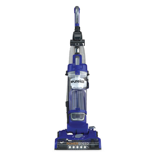 PowerSpeed Turbo Spotlight Lightweight Upright, 12.6 Cleaning Path, Blue