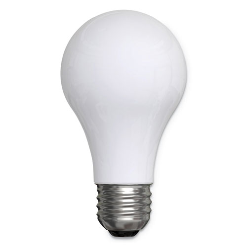 Reveal A19 Light Bulb, 72 W, 4/Pack