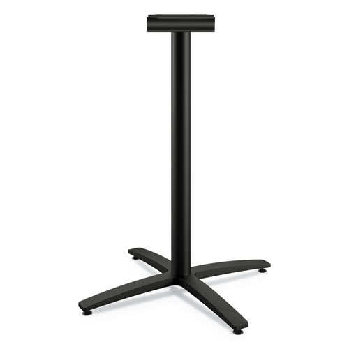 Between Standing-Height X-Base for 42 Table Tops, Black