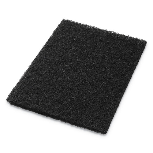 Stripping Pads, 14 x 28, Black, 5/Carton