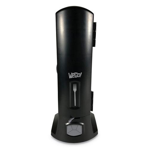 Dispenser, 10.22 x 12 1/2 x 23 3/4 Black