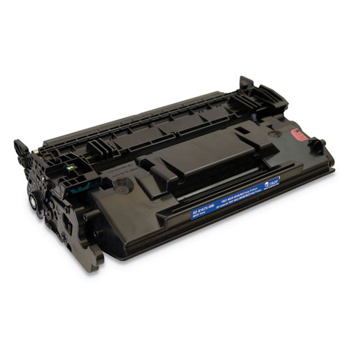 0281675700 87A Security Toner, Alternative for HP CF287A, Black
