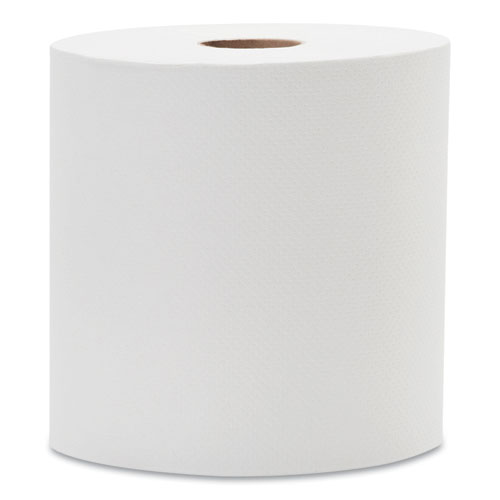 Harmony Pro Towels, 8 x 1000 ft, White, 6/Carton