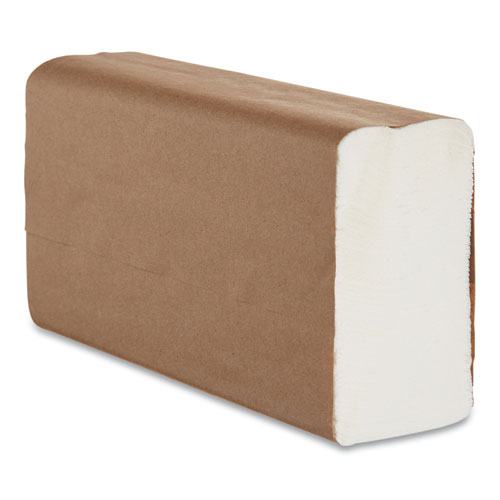 Harmony Pro Towels, 9.25 x 9.50, White, 4000/Carton