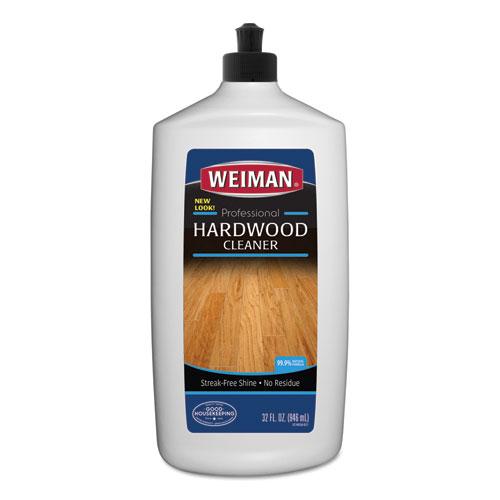 Hardwood Floor Cleaner, 32 oz Squeeze Bottle, 6/Carton