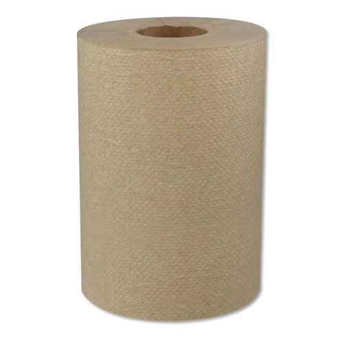 Hardwound Roll Towels, 1-Ply, 7.8 x 325 ft, 12/Carton