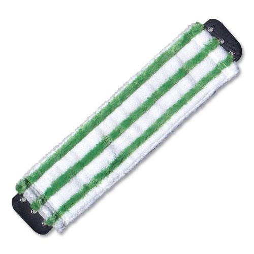 SmartColor MicroMop 7.0, Microfiber, 16 , Green, 5/Carton