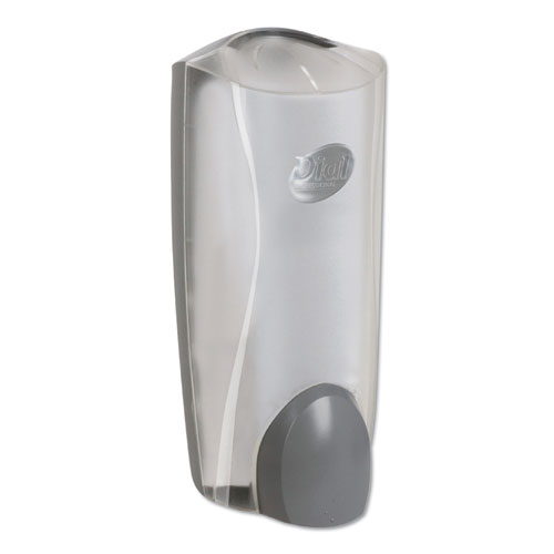 Dial® Professional The Dial Dispenser, 1 L, 5.12 x 3.98 x 12.34, Ice, 6/Carton