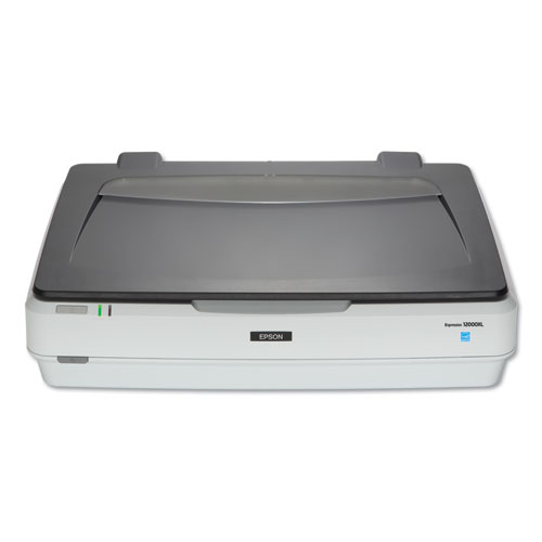 Expression 12000XL Graphic Arts Scanner, Scan Up to 12.2 x 17.2, 2400 dpi Optical Resolution