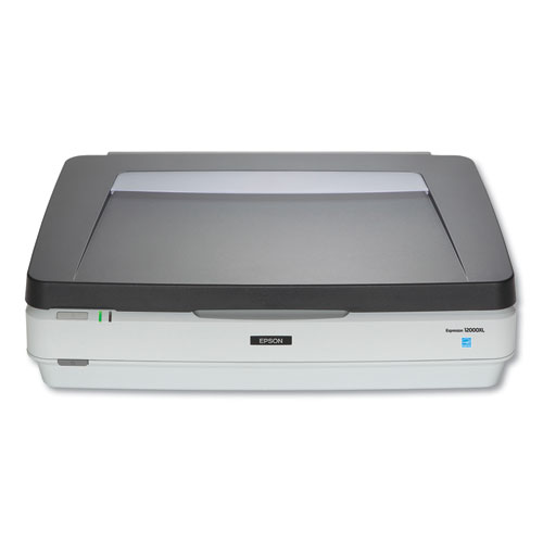 Expression 12000XL Photo Scanner, Scan Up to 12.2 x 17.2, 2400 dpi Optical Resolution