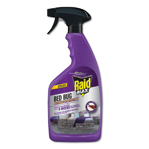 Bed Bug and Flea Killer, 22 oz Bottle