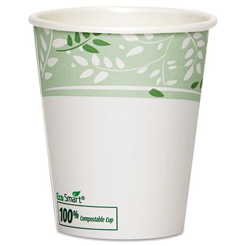 Dixie EcoSmart Viridian Paper Hot Cups 2340spla