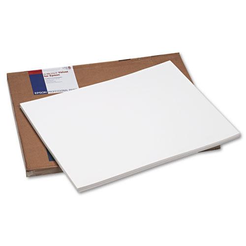 Somerset Velvet Fine Art Paper, 24 x 30, White, 20/Pack