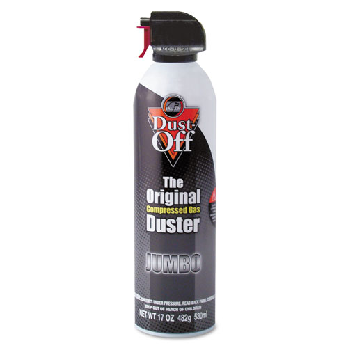 Disposable Compressed Air Duster 17 Oz Can