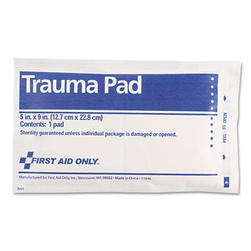 SmartCompliance Trauma Pad, 5 x 9