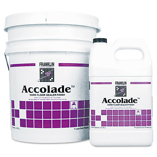 Franklin Cleaning Technology® Accolade Floor Sealer, 1gal Bottle, 4/Carton