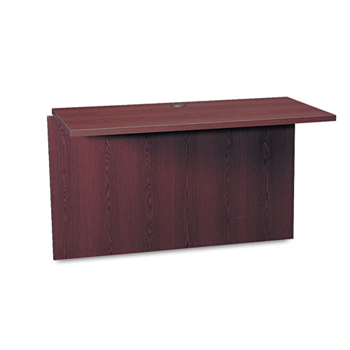 10500 Series Bridge, 47w x 24d x 29.5h, Mahogany
