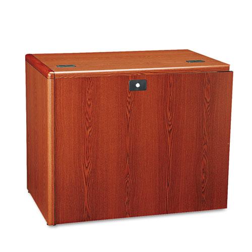 HON® 10700 Series Desk Shell, 60w x 30d x 29 1/2h, Harvest