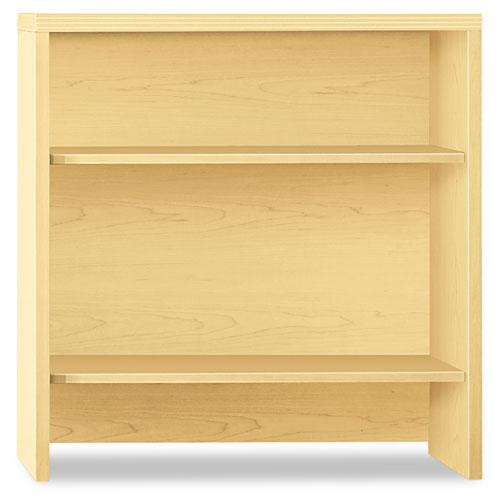 Valido Series Bookcase Hutch, 36w x 14.63d x 37.5h, Natural Maple