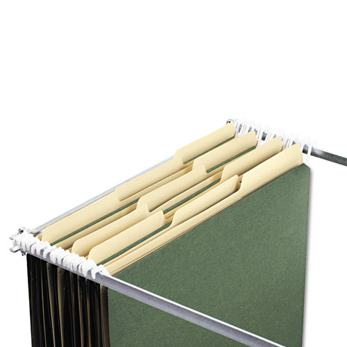 Ideft07033 Find It Hanging File Folder With Innovative Top