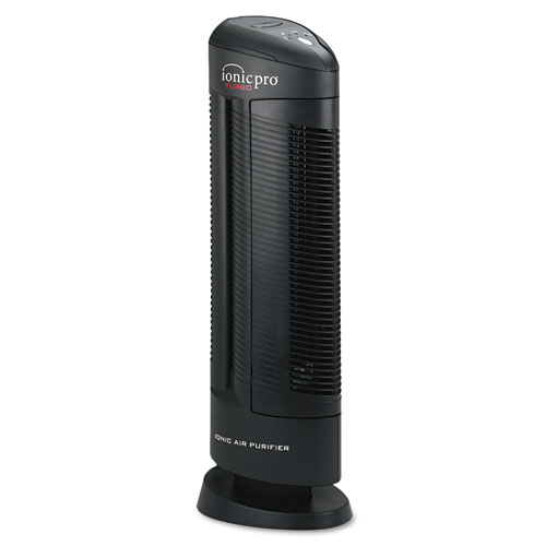 Ionic Pro® Turbo Ionic Air Purifier, 500 sq ft Room Capacity, Black