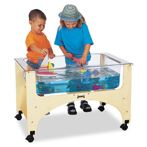 Sensory Table, 37w x 23d x 24-1/2h, Birch