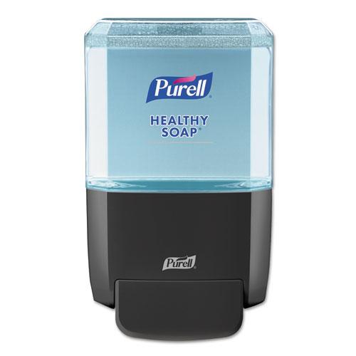 PURELL® ES4 Soap Push-Style Dispenser, 1,200 mL, 4.88 x 8.8 x 11.38, White