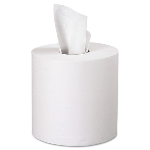 Scott® Essential Center-Pull Towels, Absorbency Pockets,2Ply, 8 x 15,500/Roll,4 Roll/CT