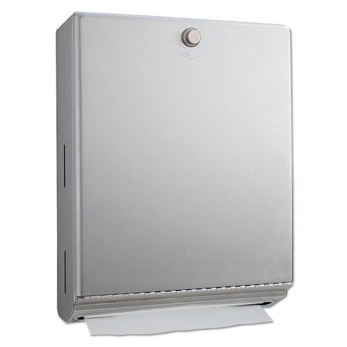 ClassicSeries Surface-Mounted Paper Towel Dispenser, 10 13/16x3 15/16x14 1/16